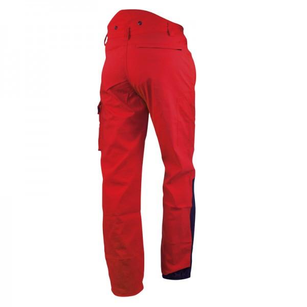 Francital Montvert Kletterhose rot