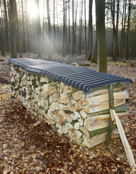 """Copertura per legna da ardere"""""""