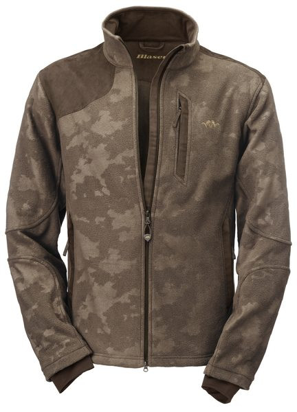 Blaser Camo Art Fleece Jacke Herren